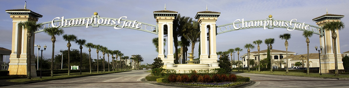 ChampionsGate Entrance