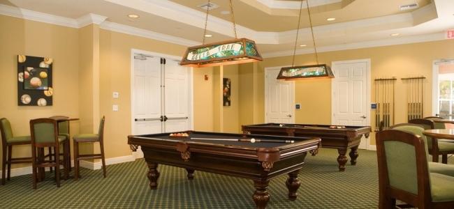 Orlando-Florida-Del-Webb-BellaTrae-at-ChampionsGate-Community-Billiards-Room